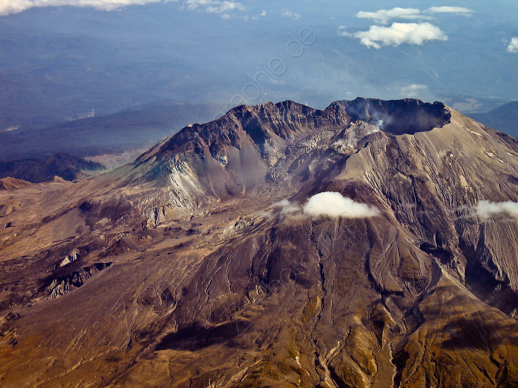 Mt. St. Helens, Washington, USA